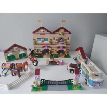 LEGO Friends 3185 - Letni obóz jeździecki