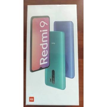 XIAOMI Redmi 9 3/32GB Szary NOWY Gwarancja