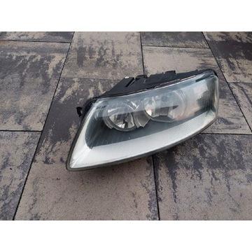 Reflektor lampa przód lewa /europa/ Audi a6 c6