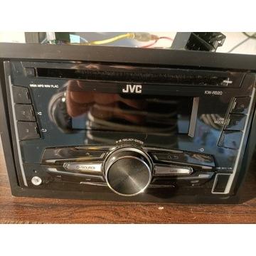 Radio samochodowe 2din JVC kw r520