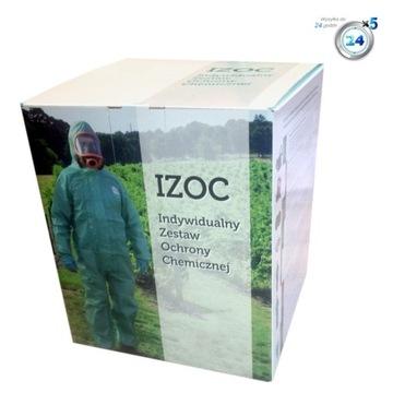 Indywidualny zestaw ochrony chemicznej OPRYSK IZOC