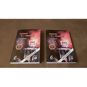 Symfonia C++ Standard Tom 1 i 2 Wydanie trzecie