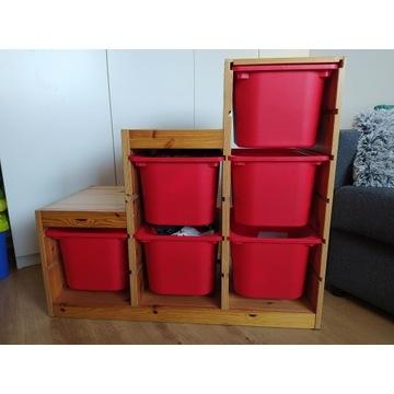 Regał TROFAST Ikea