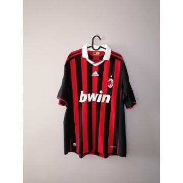 Koszulka adidas AC Milan Ronaldinho 2009/10 xl