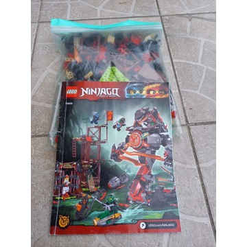 Lego Ninjago Władcy czasu - 70621-24, 70626-27