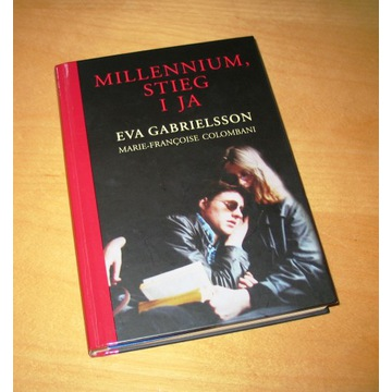 Millennium, Stieg i ja Eva Gabrielsson stan bdb-