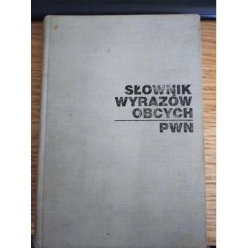 """""""Słownik wyrazów obcych"""" PWN"""