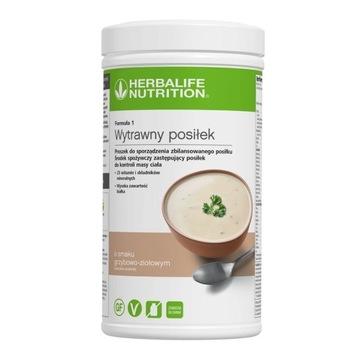 Herbalife F1 wytrawny posiłek grzybowo-ziołowy