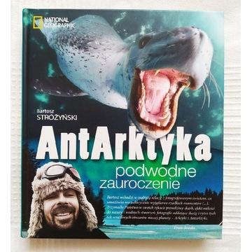 Bartosz Stróżyński Antarktyka