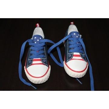 Nowe buty trampki Original Marines r. 28 jak VANS