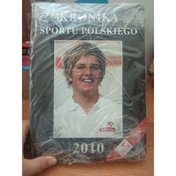 Książka Kronika sportu polskiego 2010