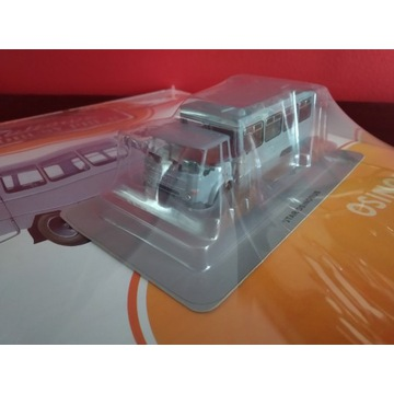 Star Osinobus Kultowe Autobusy PRL DeA 1:72 WAW