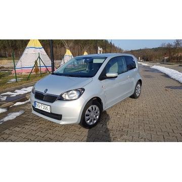 Škoda Citigo 1.0 2013 102 000 km Benzyna+LPG