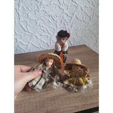 Lalka porcelanowa - no. 19 - mix małych lalek