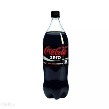 Coca Cola zero 0,85 L