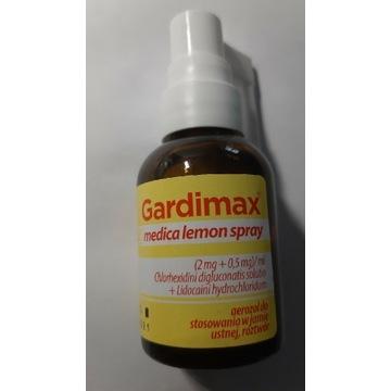 Gardimax Medica Lemon Spray (2 mg + 0,5 mg)/ ml