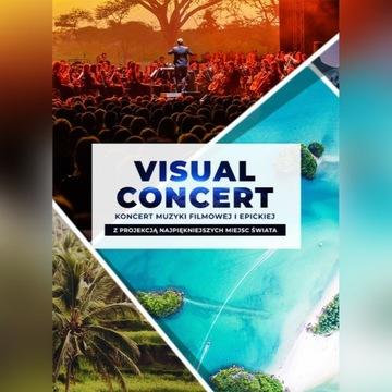 Visual Concert - 2 bilety na koncert - Torwar