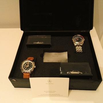 Zegarki Mercedes z limitowanej serii