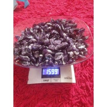 ametyst surowy cena za 1.5kg!!! bransoletka czakra