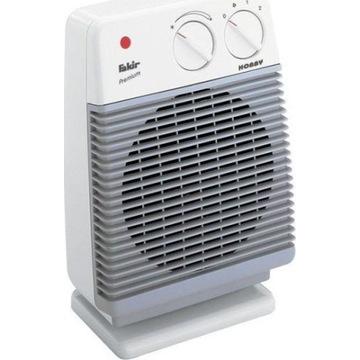 Termowentylator Fakir HL 600 Hobby biało-szary