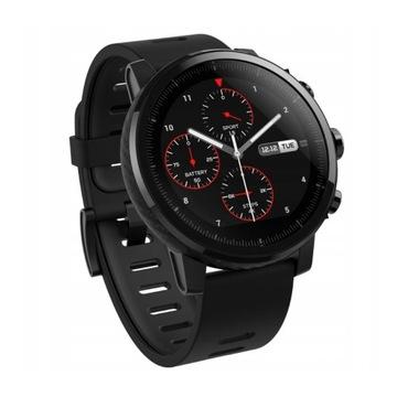 Smartwatch Xiaomi Amazfit Stratos czarny NOWY