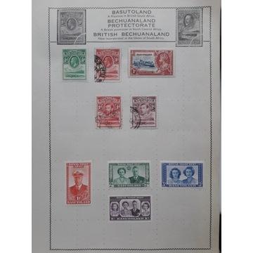 GB - kolonie angielskie - Basutoland