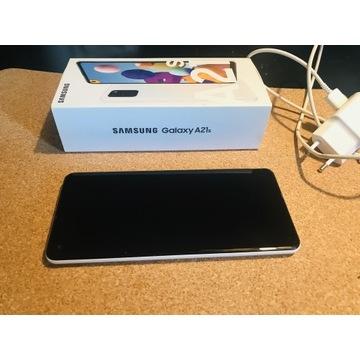 Samsung Galaxy A21s STAN IDEALNY