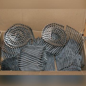 Gwoździe bębnowe do gwoździarek 31x90mm 2250szt
