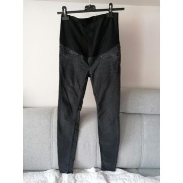Spodnie ciążowe H&M mama rozm. 34 (XS)