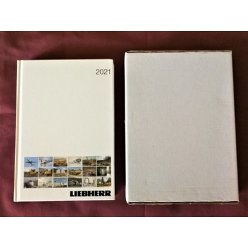 Kalendarz książkowy format A5 twarda okładka