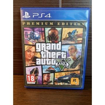 GTA V Premium Edition ( PS 4 )