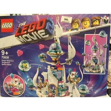 LEGO 70838 PAŁAC KROLOWEJ WISIMI bez batmana