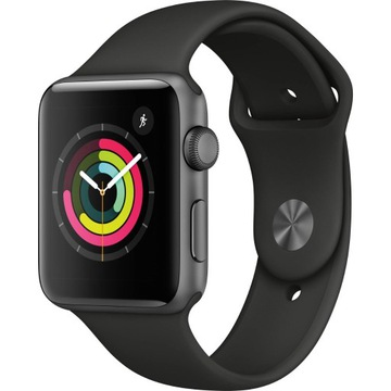 NOWY APPLE WATCH Series 3 42 CELL SPACE GRAY