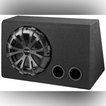 """CarPower SUB-112 Skrzynia basowa 400 WAT 30cm, 12"""""""