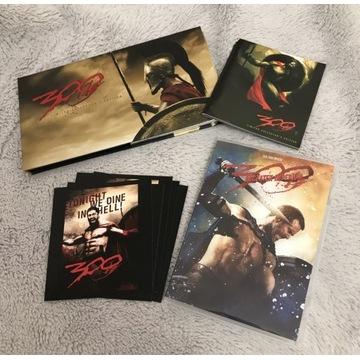 Zack Snyder 300 + 300 Początek Imperium DVD