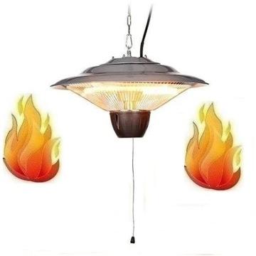 Lampa grzewcza DOM MAGAZYN GRZEJNIK