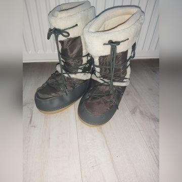 Śniegowce Dr Lykke Moon Boot Napapijri 38-40/24-26