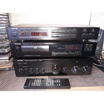 Rotel 985bx +cd 955ax+tuner 940ax