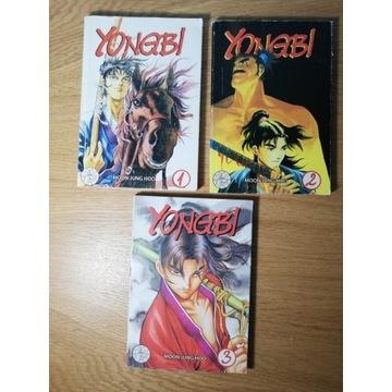 Yongbi #1 - #3 (komplet)