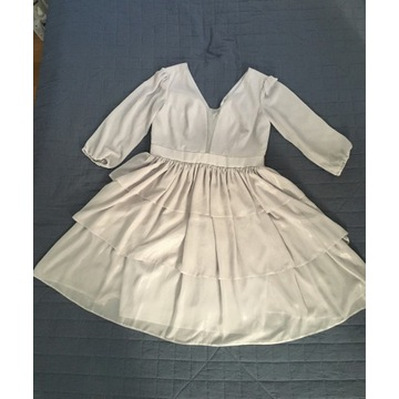 Sukienka koktajlowa Płace for Dress 38/40