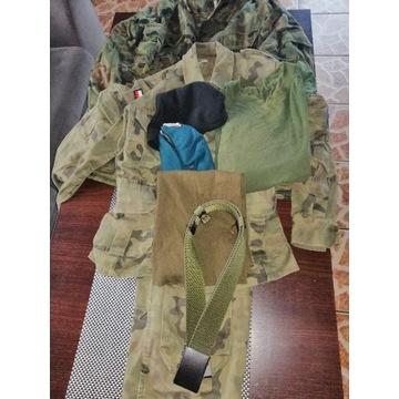 Mundur do szkoły mundurowej męski 170cm