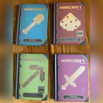 Kolekcja poradników Minecraft'a dla każdego