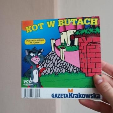 Kot w butach VCD/ DVD