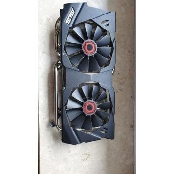 Chłodzenie Asus GTX 980 Strix