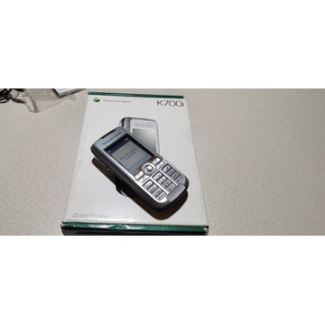 Rarytas Sony Ericsson k700i komplet