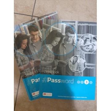 Password 3 podręcznik plus ćwiczenia
