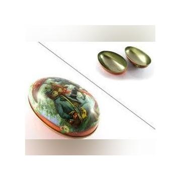 jajko- metalowa pisanka 11 cm