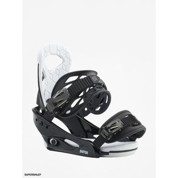 Burton Smalls Youth M wiązania snowboardowe 34 38