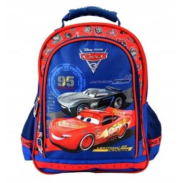 Plecak Auta Cars Zygzak McQueen Disney +gratis