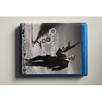Quantum of Solace Blu ray PL